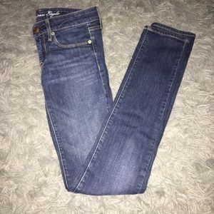American Eagle Long Stretch Skinny Jeans